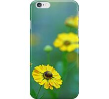 Swamp Sunflower iPhone Case/Skin