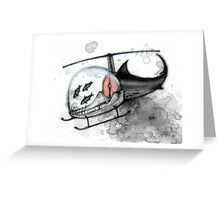 Pilot Fish Greeting Card