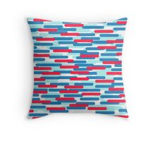 Fast Capsules 1 Throw Pillow