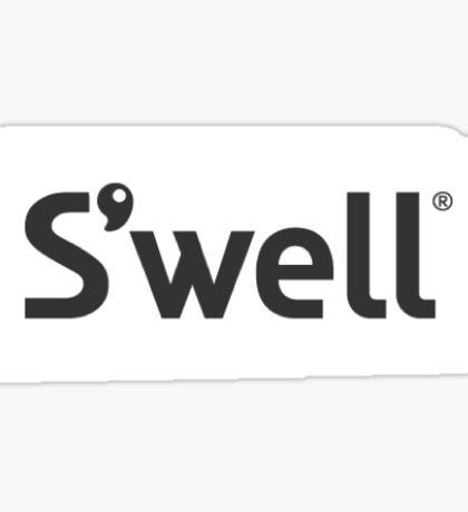 Swell Bottle Logo Sticker