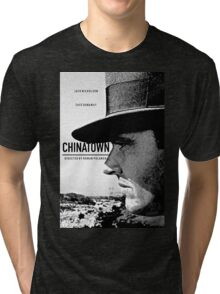 CHINATOWN 10 Tri-blend T-Shirt