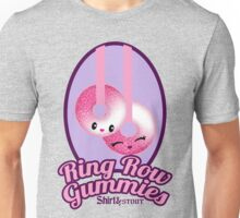 Ring Row Gummies Unisex T-Shirt