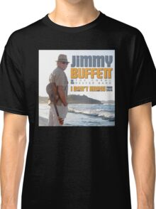 Jimmy Buffett The Coral & Reefer Band Tour 2016 Classic T-Shirt