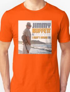 Jimmy Buffett The Coral & Reefer Band Tour 2016 T-Shirt