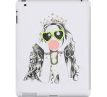 Bubble Gum Princess iPad Case/Skin