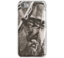 Dada Cubist Abstract Face iPhone Case/Skin