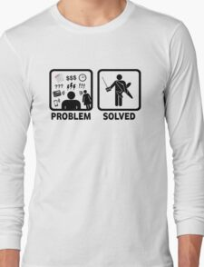 RC Radio Controlled Aircraft Shirt Long Sleeve T-Shirt