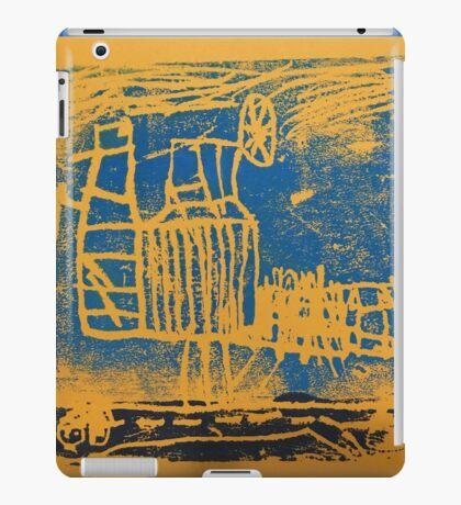 Rocket Prints A Road iPad Case/Skin