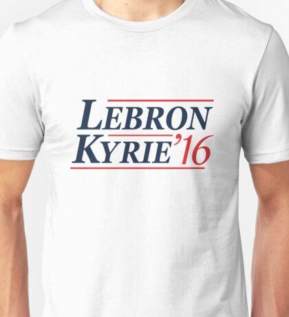 Lebron / Kyrie 2016 Unisex T-Shirt