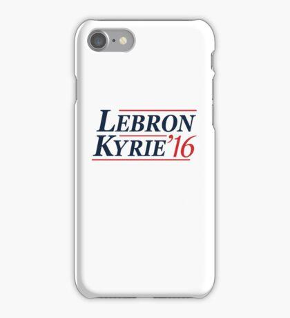 Lebron / Kyrie 2016 iPhone Case/Skin