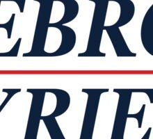 Lebron / Kyrie 2016 Sticker