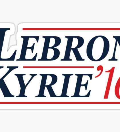 Lebron / Kyrie 2016 Sticker