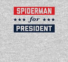 Spiderman For President Tank Top