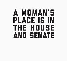 A Woman's Place Is In The House And Senate Women's Relaxed Fit T-Shirt