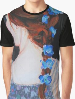 To My Dearest Delphinium  Graphic T-Shirt