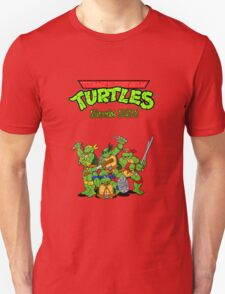 Teenage Mutant Ninja Turtles 2 Unisex T-Shirt