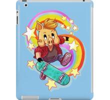 Skater Pig iPad Case/Skin