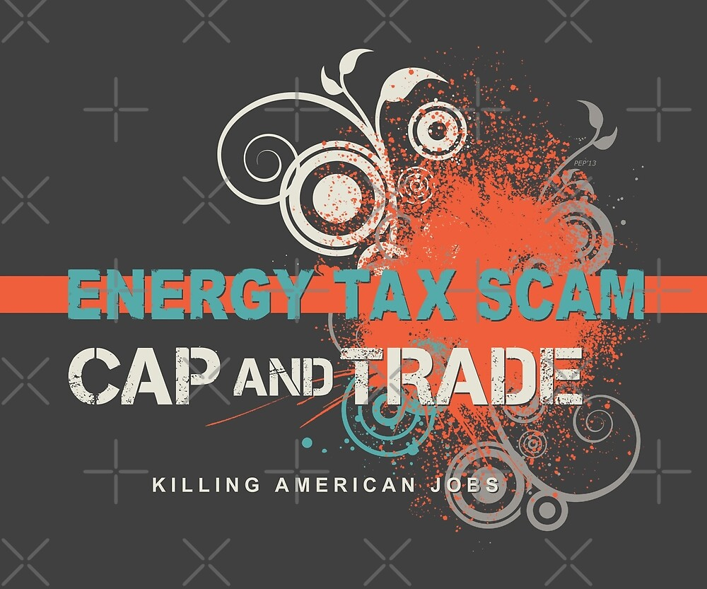 Energy Tax Scam by morningdance