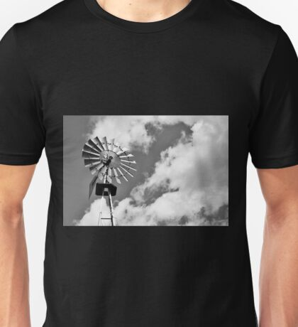 Wind Power Unisex T-Shirt