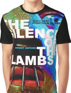 THE SILENCE OF THE LAMBS 10 Graphic T-Shirt