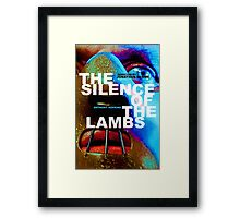 THE SILENCE OF THE LAMBS 10 Framed Print