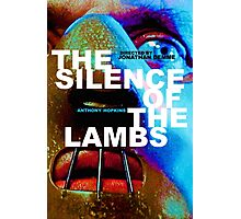 THE SILENCE OF THE LAMBS 10 Photographic Print