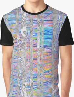 A Different Place - Original Abstract Design Graphic T-Shirt