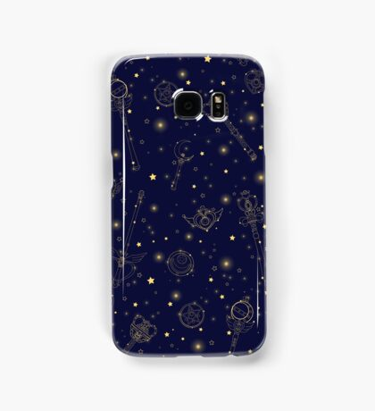 Sailor Moon Constellation Samsung Galaxy Case/Skin