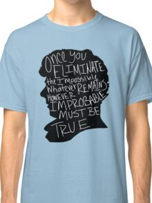Impossible Classic T-Shirt