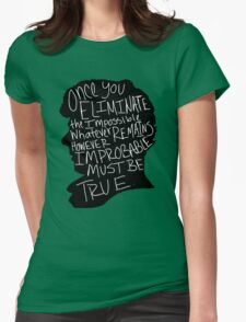 Impossible Womens Fitted T-Shirt