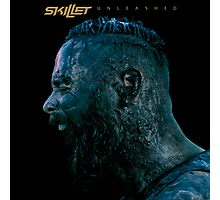 SKILLET - THE UNLEASHED TOUR 2016 - NEW COVER !! Photographic Print