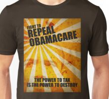 Fight To Repeal Obamacare Unisex T-Shirt