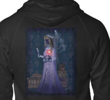 Bride in the Attic  Zipped Hoodie