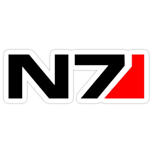 Mass Effects N7 by Tony  Bazidlo