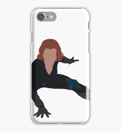 I  am a Black Widow iPhone Case/Skin