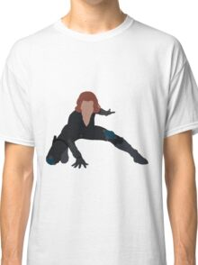 I  am a Black Widow Classic T-Shirt