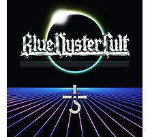 BLUE OYSTER CULT - trending cover album #hs Photographic Print