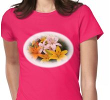 Spring Lilies ~ Ready for Planting Womens Fitted T-Shirt