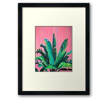 Tropical Love Framed Print
