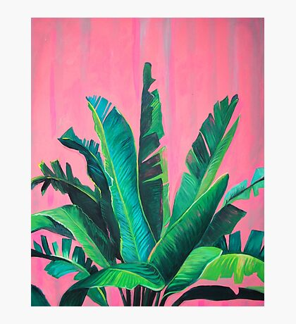 Tropical Love Photographic Print