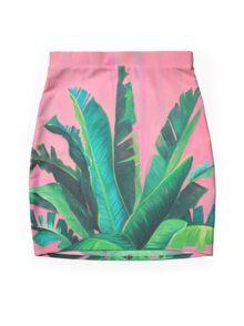 Tropical Love Mini Skirt