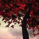 Crimson Fall by Stephanie Rachel Seely