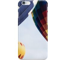 Colorful Hot Air Balloons iPhone Case/Skin