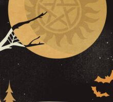 Bad Moon Rising Sticker