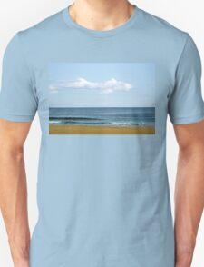 Fish Cloud Over the Ocean  Unisex T-Shirt