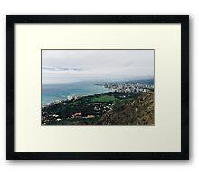 vctn 03 Framed Print