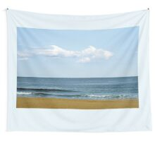 Fish Cloud Over the Ocean  Wall Tapestry