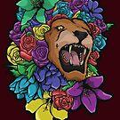 Lion Bouquet by BenNoble