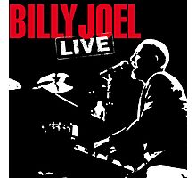 live ini concert . BILLY JOEL exclusive Photographic Print