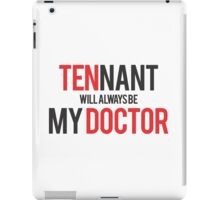 doctor how iPad Case/Skin